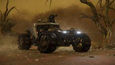 Vaisseaux pilotables en alpha 3.3 Star Citizen, Monster Trucks, Sci Fi, Vehicles, Science Fiction, Car, Vehicle, Tools