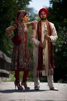 Sikh Wedding in Mississauga | Shalini and Rishi