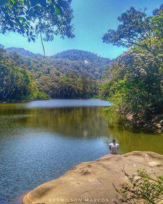 Açude do Camorim, Pedra Branca, RJ
