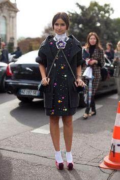La Fashion Week según Miroslava Duma | Fashionisima.es