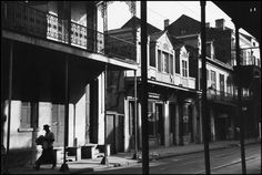 Vintage Photos 1947 New Orleans by Henri Carter Bresson