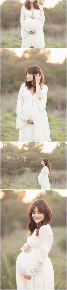 San Diego Maternity Photographer | maternity photos. field, maternity photography http:∕∕www.michellepoppphotography.com