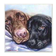 Labrador Golden, Black Labrador, Black Labs, Labrador Retrievers, Labrador Puppies, Retriever Puppies, Dog Paintings, Watercolor Paintings, Acrylic Paintings