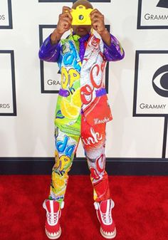 Todrick Hall, love his outfit!