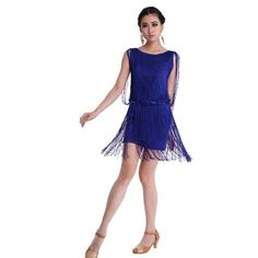 Sexy Crewneck Tassel One Piece Salsa Samba Rumba Tango Latin Dance Dress Eyekepper http://www.amazon.com/dp/B00GZIRAC2/ref=cm_sw_r_pi_dp_MyiZtb0T1V91WJT1
