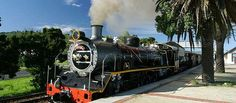 Outeniqua Choo Choo running between George and Knysna Knysna, Childhood Memories, South Africa, Attraction, The Good Place, Cape, African, Running, Places