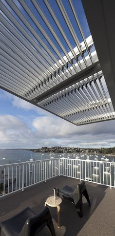 ChristopherPollyArchitect DarlingPointApartment 24 Impressive Contemporary Penthouse Overlooking The Sydney Harbour
