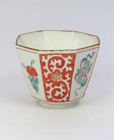 Kakiemon Cup from K & Y Oriental Art