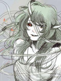 Eto ||| Tokyo Ghoul Fan Art by tealilie on Tumblr