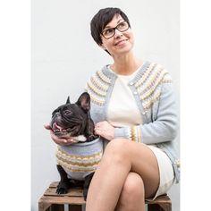 Garnpakke: Gretekofte i Alpakka Forte - Knitting Inna Sweater Knitting Patterns, Knitting Designs, Cardigan Design, Knitting Books, Plymouth Yarn, Lang Yarns, Cascade Yarn, Knit In The Round, Dress Gloves