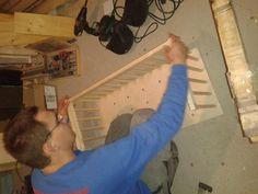Beistellbett Bauanleitung zum selber bauen Selber machen