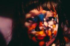 Különleges pszichedelikus portrék Dennis Auburntől by NewHorizon Projector Photography, Light Photography, Film Photography, Street Photography, Landscape Photography, Fashion Photography, Wedding Photography, Soft Grunge, Light And Shadow