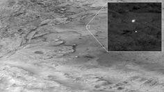 Perseverance: las imágenes que está enviando el robot de la NASA desde Marte - BBC News Mundo Bbc News, Linux, Mission Mars, Cosmos, Mars Landing, Flight Facilities, Les Satellites, Satellite Orbits, Mars