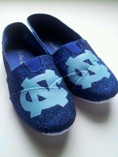 UNC TOMS... check out my etsy shop! www.tresfancy.etsy.com our email me for info dsdeverx@hotmail.com