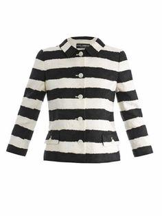 62c3a22a1c193 Jacquard stripe jacketStriped Jacket  newfashion  ramirez701  StripedJacket   newmode  nicefashion 2dayslook.com