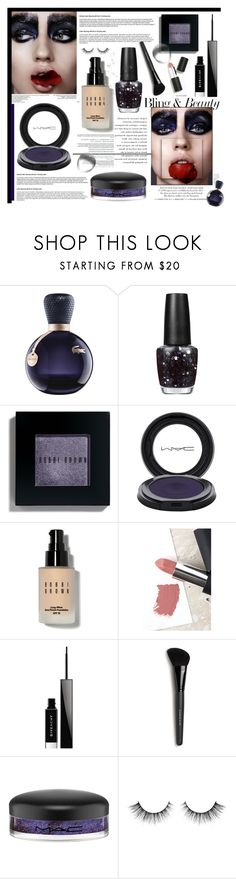 """Bling & Beauty"" by krischigo ❤ liked on Polyvore featuring beauty, Lacoste, OPI, Bobbi Brown Cosmetics, MAC Cosmetics, Sigma, Givenchy and Bare Escentuals"