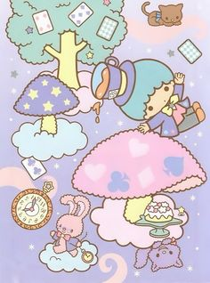 Little Twin Stars Mad Hatter by Sanrio