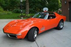 1969 Chevy Corvette for sale (WI) - $79,000 Call Chris @ 715-571-8709