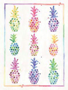 Pineapple Sunrise by Dashandash