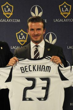 David Beckham leads L.A. Galaxy in CONCACAF Champions League match against Toronto FC