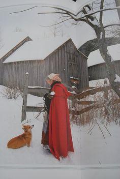 Tasha_Tudor_red_cape