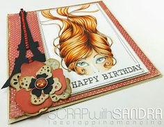 Copic Marker Europe: Happy Birthday