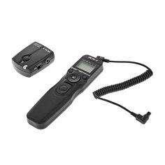 Wireless Shutter Release C3 for Canon EOS Series Camera Timer Remote Controller