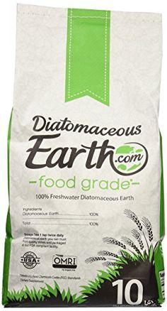 Diatomaceous Earth Food Grade 10 Lb DiatomaceousEarth http://www.amazon.com/dp/B00025H2PY/ref=cm_sw_r_pi_dp_O.p-vb12NZXA2