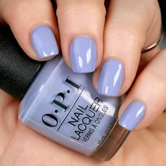 OPI Tokyo Collection - Spring 2019 - The Feminine Files Spring Nail Colors, Spring Nail Art, Spring Nails, Summer Nails, Gel Polish Colors, Opi Colors, Colours, Opi Nails, Manicures