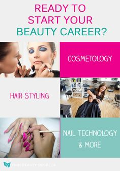 Finding local beauty schools has never been easier! This is a great resource to see what beauty school is best for you.