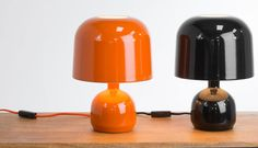 1970s-style Hank table lamp at Made | Retro to Go