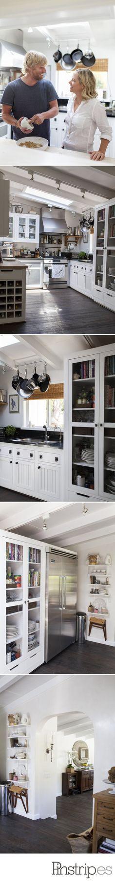 12 besten Kitchens Bilder auf Pinterest Kleine küchen, Rund ums - welche treppe fr kleines strandhaus