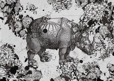 Amazing wall paper from -Wall & Decò