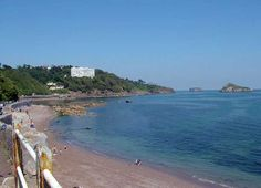 Meadfoot Beach, Torquay, Devon Devon Life, Torquay Devon, England Beaches, Devon And Cornwall, Beach Landscape, Luxury Holidays, Days Out, Places Ive Been, Seaside
