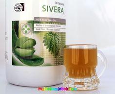 Aloe Vera Sivera Intense Juice 1000 ml, 90% filézett aloe verával, mézzel és csalánnal, nem keserű - LR World