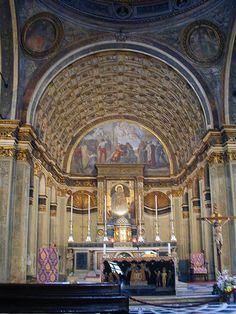 Milano Chiesa Chiesa di Santa Maria presso San Satiro