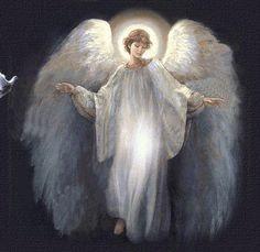 ALMA  MÍSTICA: Oração ao Anjo da Guarda