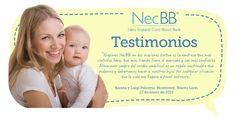 """Post para Facebook NecBB """"Testimonios"""""""