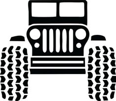 jeep inspired SVG DXF instant digital download by ShoogzSensations