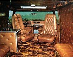 70's van