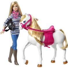 BARBIE® Doll and Horse - Shop.Mattel.com
