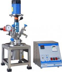 High Pressure Stirred Lab Autoclaves Reactors
