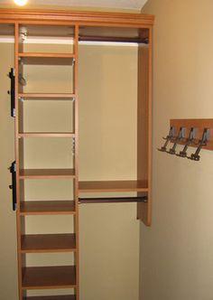 California Closets Twin Cities, Accessory Storage