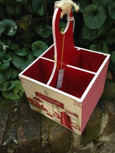 Decorated boxes by Tes Manualidades