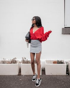 How to Wear Oversize Styles
