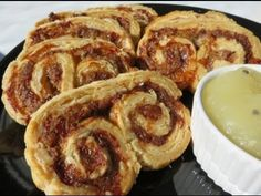 It's #sausageweek on #Pinterest! I can't wait to make these Gluten Free Sausage and Fennel Danish with home made apple sauce. Yummy!!!