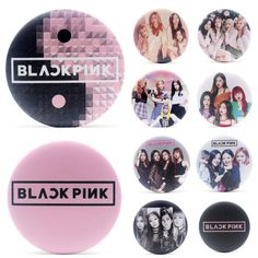 Korean KPOP BLACKPINK Album Brooch Pin Badge Accessories For Clothes Hat Backpack Decoration. Backpack Decoration, Diy Wedding Bouquet, Badge Logo, Kpop Merch, Photo Logo, Button Badge, Pin Badges, Cute Wallpapers, Brooch Pin