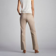 Lee Women's Curvy Fit Maxwell Trouser - Modern Series Pants (Size 16 Slim)