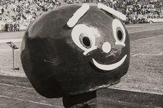 Brutus through the years - The Ohio State University 1968