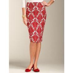 damask skirt - Google Search